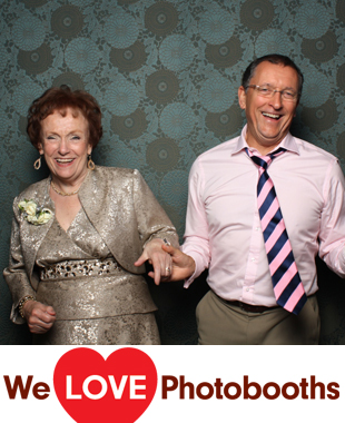 PA Photo Booth Image from The Horticultural Center at Fairmount Park in Philadelphia, PA