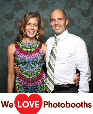 The Horticultural Center at Fairmount Park Photo Booth Image