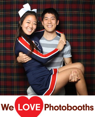 College Green at UPenn Photo Booth Image