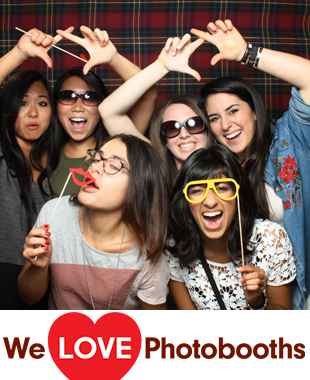 PA Photo Booth Image from College Green at UPenn in Philadelphia, PA