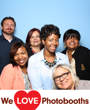 Pitney Bowes WHQ Photo Booth Image