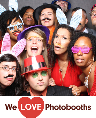 PA Photo Booth Image from Stotesbury Mansion in Philadelphia, PA