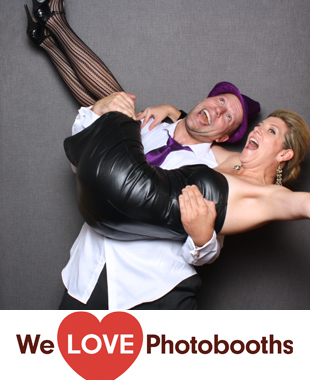 Stotesbury Mansion Photo Booth Image