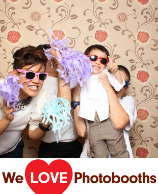 NJ Photo Booth Image from  in Westfield, NJ