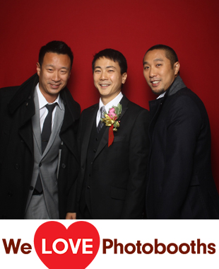 NY Photo Booth Image from Dae Dong Manor in Flushing, NY