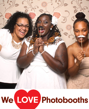 ICI Restaurant Photo Booth Image