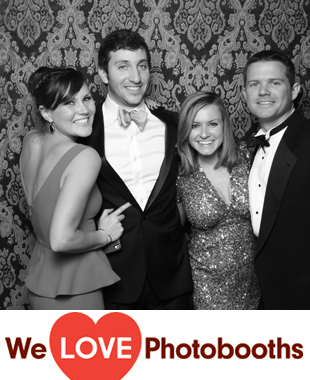 NY Photo Booth Image from The Yale Club of NYC in New York, NY