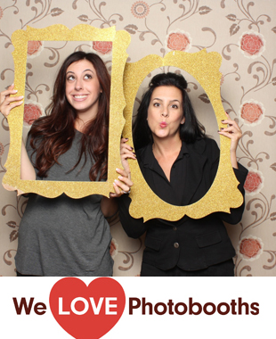 The Garden City Hotel Photo Booth Image