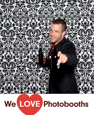 NJ Photo Booth Image from Prallsville MIlls in Stockton, NJ