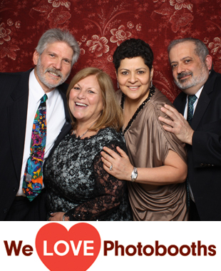 NJ Photo Booth Image from Keter Torah in Teaneck, NJ