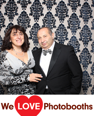NY Photo Booth Image from Baku Palace in Brooklyn, NY