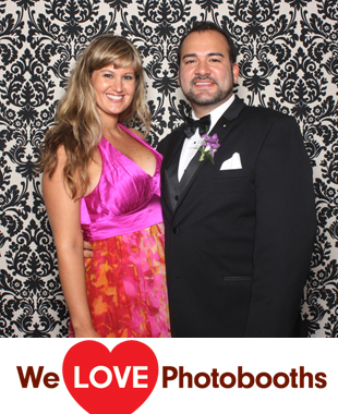 Westin Governor Morris Photo Booth Image