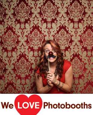 NJ Photo Booth Image from Renaissance Hotel in Iselin, NJ