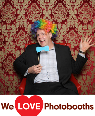 Renaissance Hotel Photo Booth Image