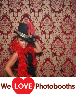 Signature Restaurant Photo Booth Image