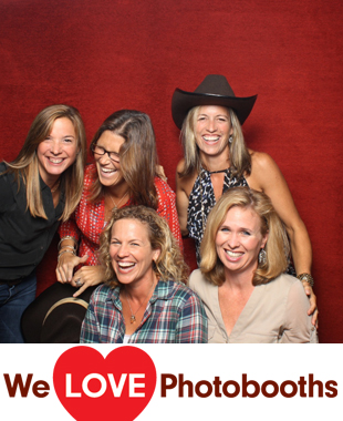 The Racquets Club of Short Hills Photo Booth Image