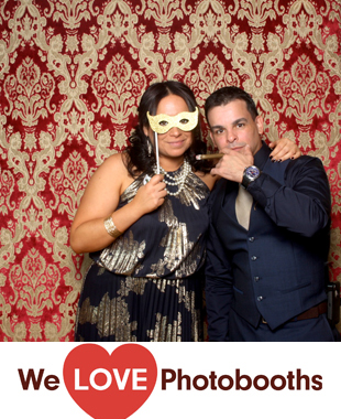 Larkfield Manor Photo Booth Image