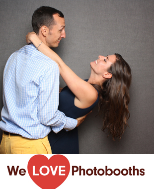 Lake Mohawk Country Club Photo Booth Image