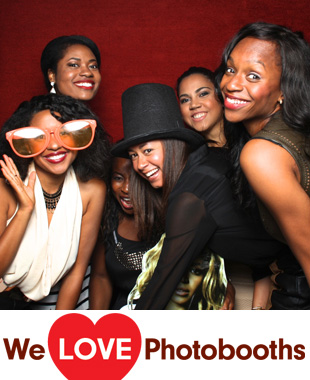 NY Photo Booth Image from Marquee New York in New York, NY