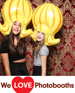 The Wooly Photo Booth Image