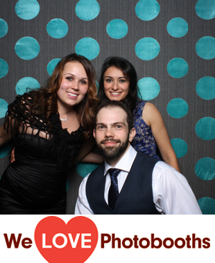 Yale Club of New York City Photo Booth Image