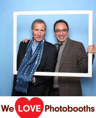 NY Photo Booth Image from India House in New York, NY