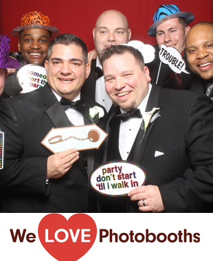 NJ Photo Booth Image from The Merion in Cinnaminson, NJ