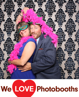 NY Photo Booth Image from The Lighthouse at Pier 61 in New York, NY