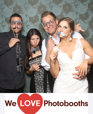 Renault Winery and Tuscany House Hotel Photo Booth Image