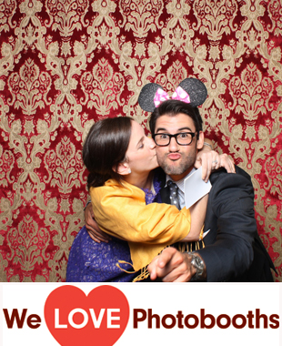 NY Photo Booth Image from New York Botanical Garden in New York, NY