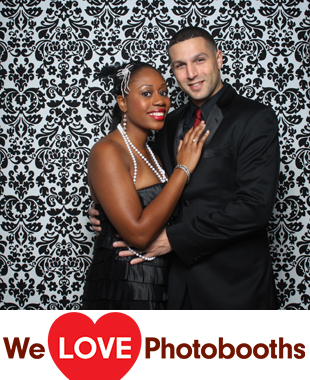 NY Photo Booth Image from The Ailey Studios in New York, NY