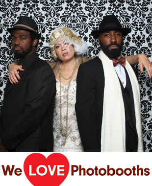 The Ailey Studios Photo Booth Image