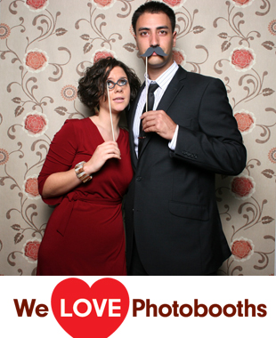 Tellers Photo Booth Image