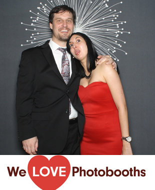 PA Photo Booth Image from Glen Oak Country Club in Clarks Summit, PA