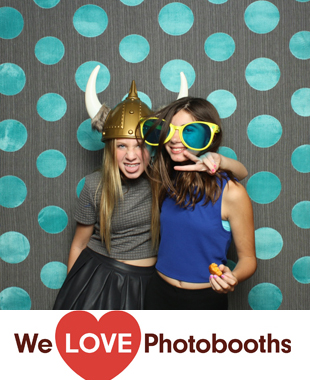 Lux at Lucky Strike Photo Booth Image