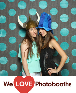 NY Photo Booth Image from Lux at Lucky Strike in New York, NY