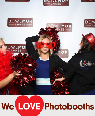 Bowlmor Chelsea Piers Photo Booth Image