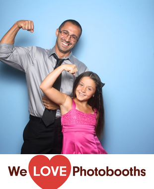 NY Photo Booth Image from Villa Barone Manor in Bronx, NY