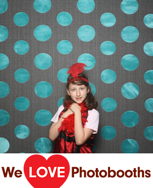 Gotham Comedy Club Photo Booth Image
