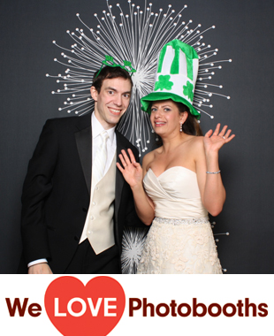 NJ Photo Booth Image from Meadow Wood Manor in Randolph, NJ