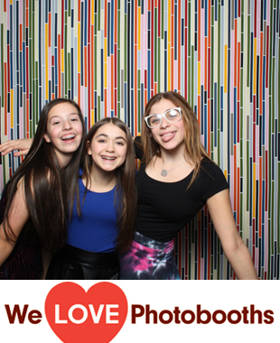 CT Photo Booth Image from tamarack country club  in Greenwich, CT