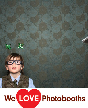 PA Photo Booth Image from Chester Valley Golf Club in Malvern, PA