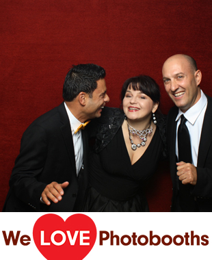 NJ Photo Booth Image from The Waterside Restaurant in North Bergen, NJ