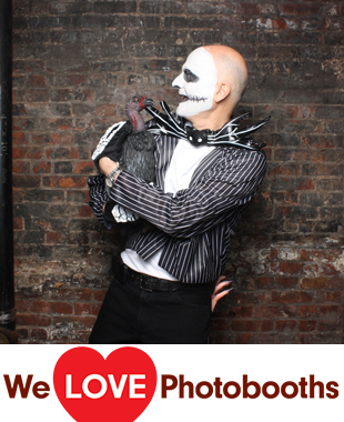 NY Photo Booth Image from The Foundry  in Long Island City, NY