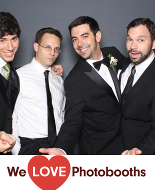 NY Photo Booth Image from The Glen Cove Mansion in Glen Cove, NY