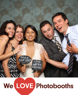 Colonial Dames Photo Booth Image