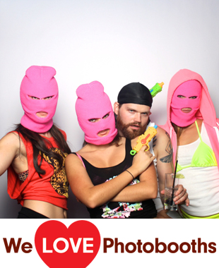Le Baron Photo Booth Image