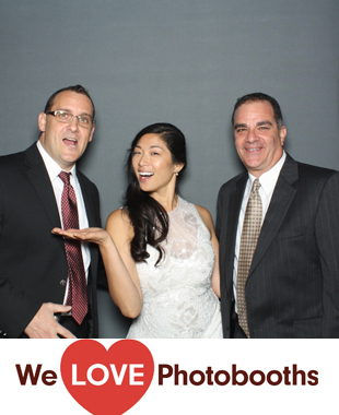 NJ Photo Booth Image from The Chart House in Weehawken, NJ