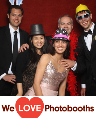 The College of the Physicians Photo Booth Image