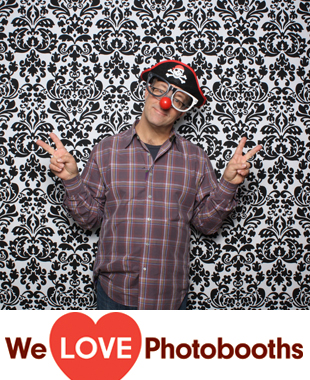 Weston Field Club Photo Booth Image